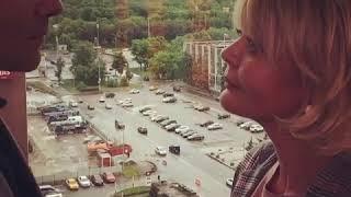 Съемки сериала между нами девочками 2 сезон Александр Никитин и Юлия Меньшова и Алексей Кирющенко