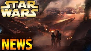 Star Wars   Open World Game Canceled By Ea But New Game Maybe In The Works