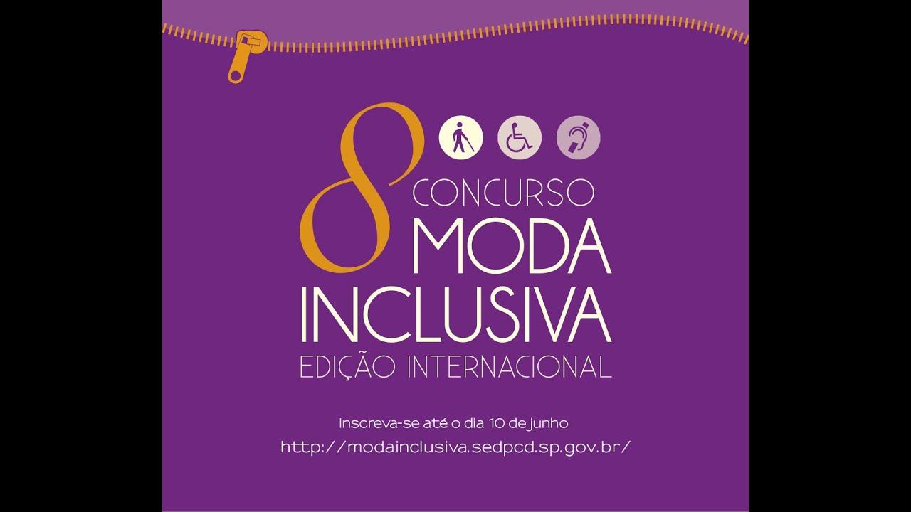 Desfile Moda Inclusiva 2016 Marília-SP