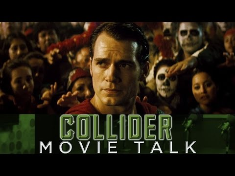 Collider Movie Talk - Henry Cavill Talks MAN OF STEEL 2, INSIDE OUT Takes #1 At Box Office