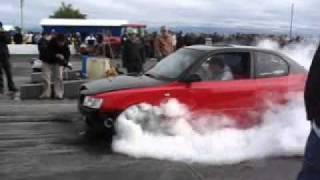 Auto Accent wins BURNOUT comp