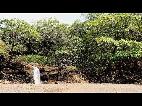 Living Abroad - Moving to Costa Rica - Carrillo Water Fall and Fresh Stamps