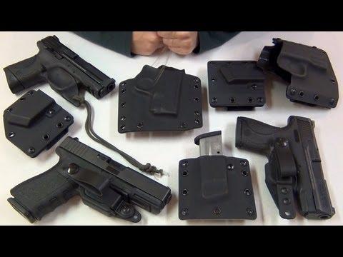 Raven Concealment VG2 & Phantom Holsters for M&P Shield