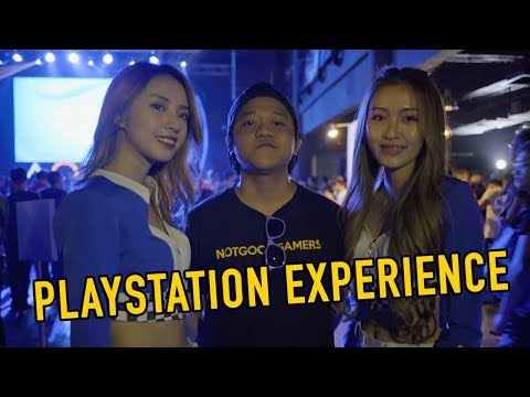 COOLEST PLAYSTATION EVENT IN SOUTHEAST ASIA