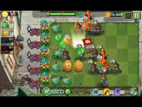 Plants vs  Zombies 2 | Buy Piñata With 1 gem