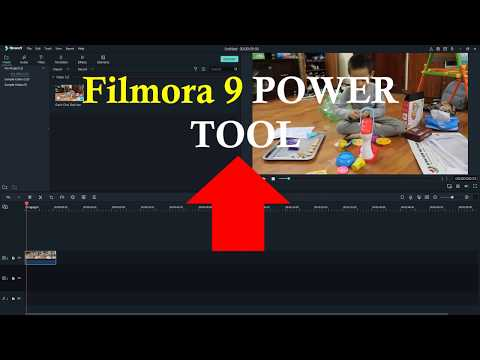 Filmora 9 Power Tool