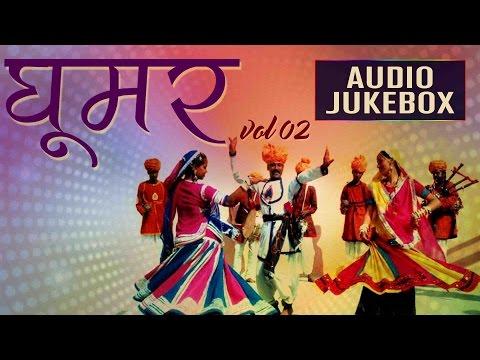 Ghoomar - Vol 2 | Audio Jukebox | Original Rajasthani Traditional Songs | Full Mp3 | Marwadi Songs