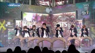 140216 bts   boy in luv comeback stage