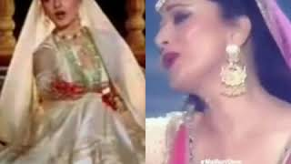 Madhuri Dixit and dekha dance on in aankho ki masti