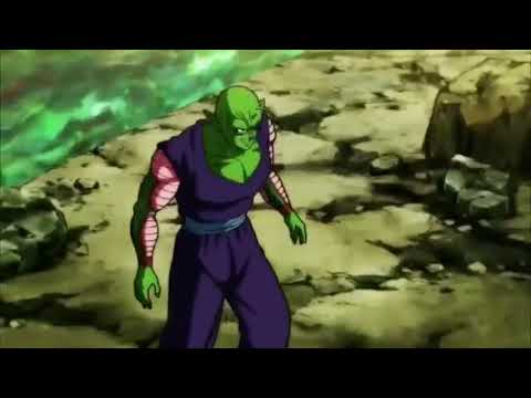 Gohan's new Form was released as Piccolo
