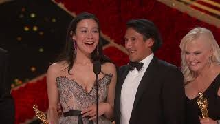 """Free Solo"" wins Best Documentary Feature"