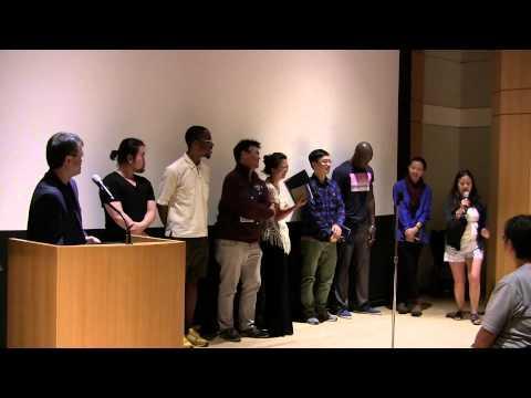 2015 CUNY Asian American Film Festival - Award Ceremony