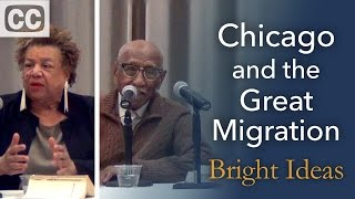 History of Chicago and The Great Migration: Carol Adams & Timuel Black - Shimer College Ideas Series