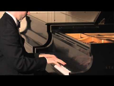 Joe Shippee plays Schumann - Fantasy in C Op 17, 2nd movement tbd