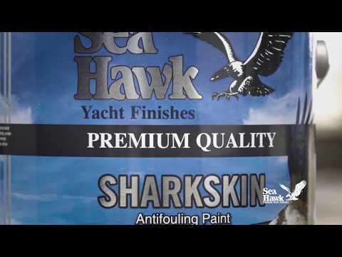 Sharkskin™ - Hard Modified Epoxy Antifouling by Sea Hawk Paints