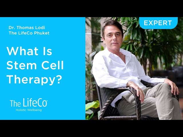 What is Stemcell Therapy?