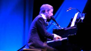The Divine Comedy  - Snowball in Negative (Somerset House, 17th July 2010)