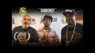 DRINK CHAMPS: Episode 8 w/ Curren$y   Talks New Orleans roots, No Limit Records, Cash Money + more