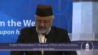 Jalsa Salana USA West Coast 2012: Prophet Muhammad (saw), Messenger of Peace & Reconciliation