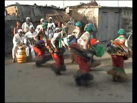 Ballet Kini-Kini dans Adjogbo video1.wmv