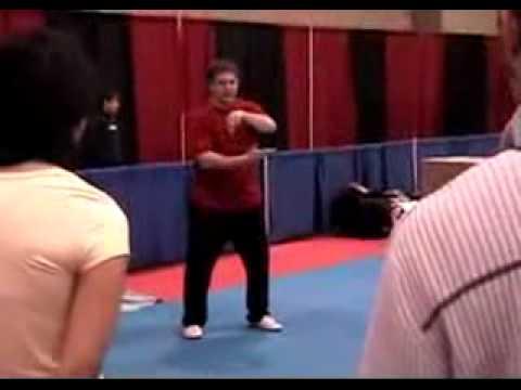 Tai Chi - Introduction to Peng Lu Ji An