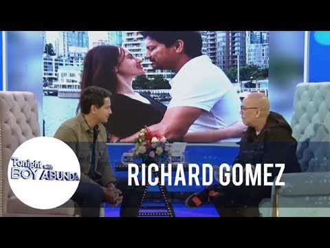 TWBA: Richard Gomez and Lucy Torres' 20th anniversary