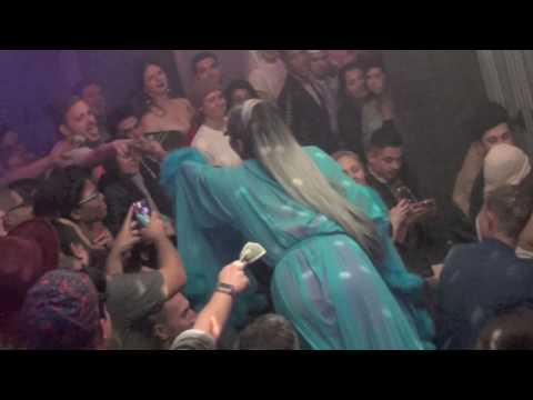 """Raja: """"You're Makin' Me High"""" @ Showgirls!"""