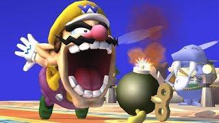 Top 10 Bob-omb Kills - Super Smash Bros