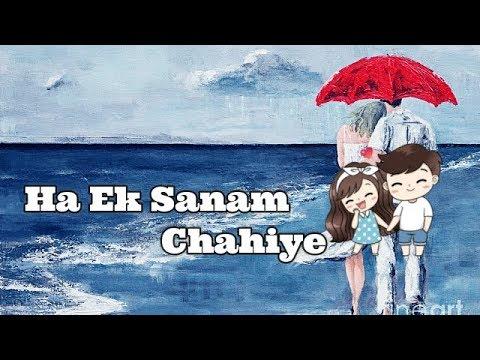 bas ek sanam chahiye aashiqui mp3 download