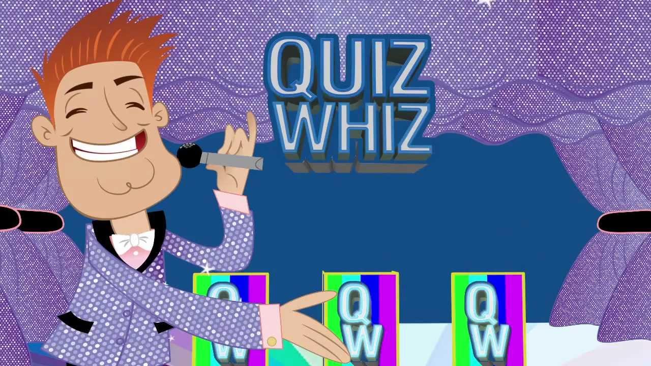 National Geographic Kids Quiz Whiz Youtube