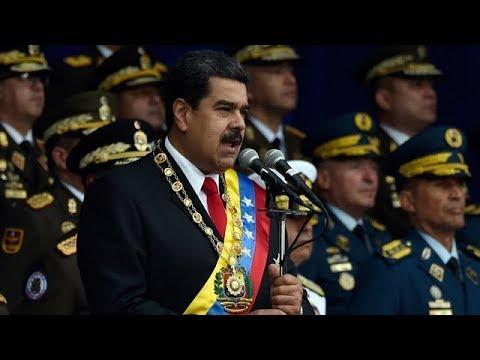 AS Gunakan Senjata Sanksi untuk Bikin Presiden Venezuela Menyerah