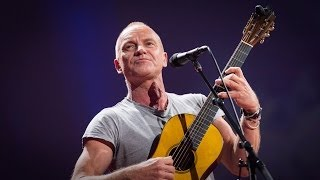 Sting: How I started writing songs again