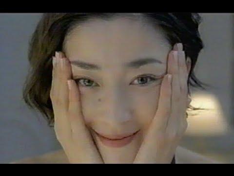 2009年CM 資生堂 アクアレーベル シミ対策美容液 宮沢りえ