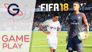 Fifa 18 : psg vs om !