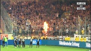 Hallescher FC 0:2 FC Carl Zeiss Jena 01.08.2017 | Support