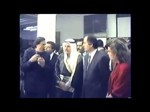 nabil Kanso - Gulf War Kuwait exhibition in Caracas
