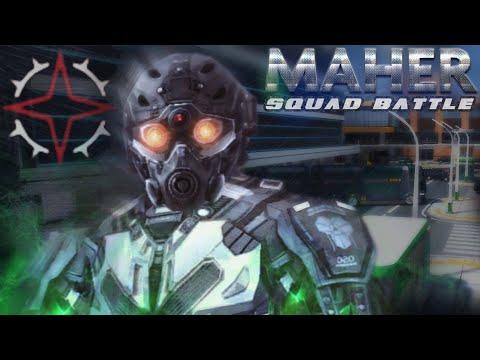 MC5 SQUAD BATTLE MORTAR VS PROS (MOR MAHER)