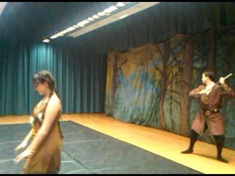 Ballet Long Island - Pocahontas part 2