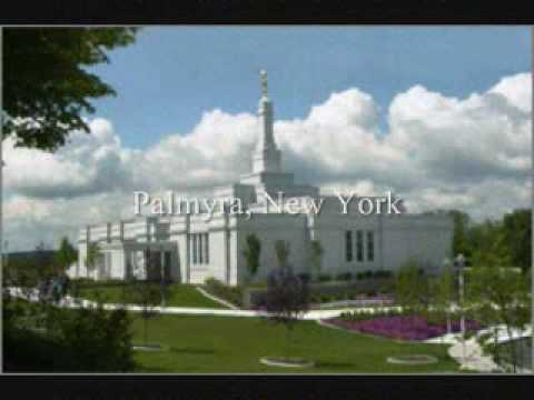 The Temples of The Church of Jesus Christ of Latter Day Saints