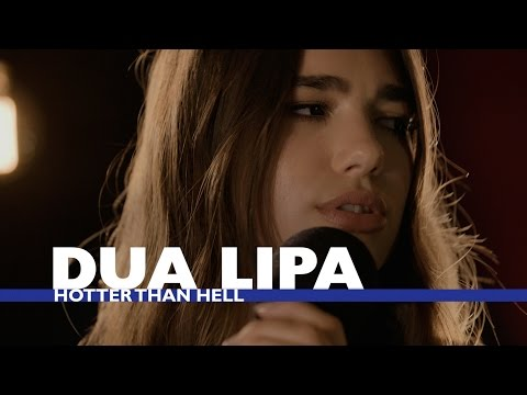 Dua Lipa - Hotter Than Hell (Capital Session)