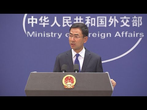 Dialog is Main Way to Solve Korean Peninsula Nuclear Issue: FM