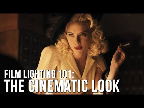 How to Light the Cinematic Film Look