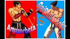 Amazerbeta vs. Gaishulsshoku(Tekken Revolution)