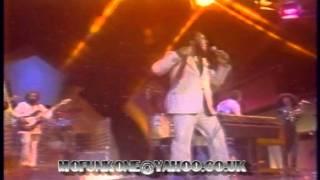 JIMMY BO HORNE - DANCE ACROSS THE FLOOR. LIVE TV PERFORMANCE 1975