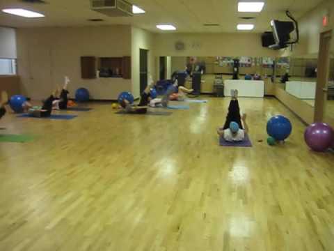 Pilates Group Class @ Southwest Family YMCA