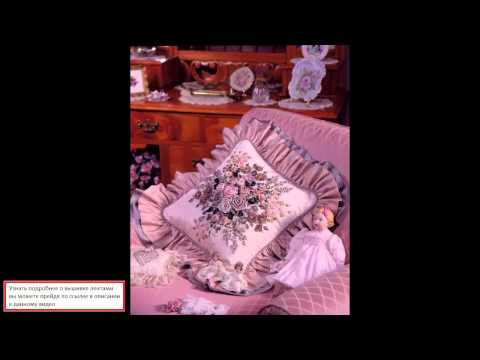 Валерия соарес вышивка лентами видео
