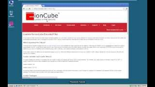 Installing ionCube loader on Your Windows VPS