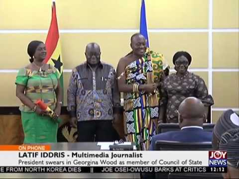 Council Of State Composition - Joy News Today (20-6-17)