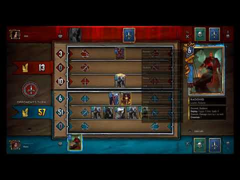 GWENT: The Witcher Card Game - you might find this shocking - best gigni
