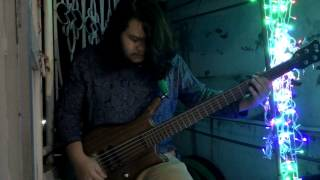 Polyphia - Euphoria (Bass Cover By Stamp)